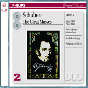 Schubert The Great Masses Songs