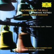 Rachmaninov The Bells Taneyev John Of Damascus Songs