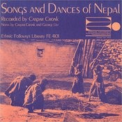 Songs And Dances Of Nepal Songs