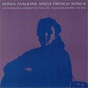 Sonia Malkine Sings French Folk Songs Songs