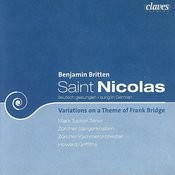 Saint Nicholas/ Variations On A Theme Of Frank Bridge Songs