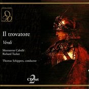 Verdi: Il Travatore Songs