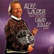 Alec Wilder: Music for Horn Songs