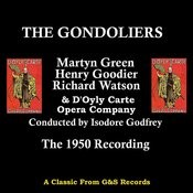Gondoliers Songs