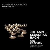 Bach: Funeral Cantatas Songs