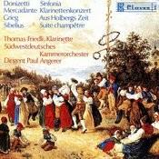 Donizetti / Mercadante / Grieg / Sibelius Songs