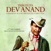 Tribute To Dev Anand Songs