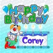 Happy Birthday Corey Songs