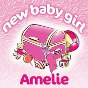 New Baby Girl Amelie Songs