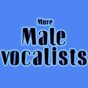 More Male Vocalists Songs