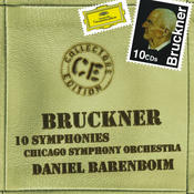 Bruckner: 10 Symphonies Songs