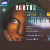 Bartók: The Music for Violin and Piano Vol.1 Songs