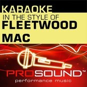 Dreams (Karaoke With Background Vocals)[In The Style Of Fleetwood Mac] Song