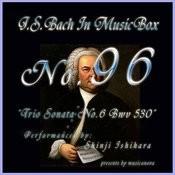Trio Sonata No.6 Bwv 530 Lento Song