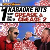 Drew's Famous # 1 Karaoke Hits: Tribute To The Songs Of Grease & Grease 2 Songs