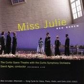 Miss Julie Songs