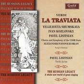 La Traviata - Verdi - Shumskaya - Kozlovsky Songs