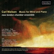Nielsen: Music For Wind And Piano Songs