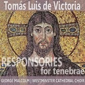 Victoria: Responsories For Tenebrae Songs