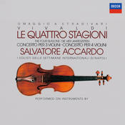 Vivaldi: The Four Seasons; Concertos for 3 & 4 violins Songs