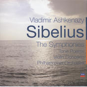 Sibelius: The Symphonies / Tone Poems / Violin Concerto (5 CDs) Songs