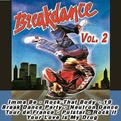 Breakdance Vol.2 Songs