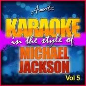 Karaoke - Michael Jackson Vol. 5 Songs