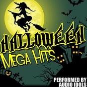 Halloween Mega Hits Songs