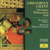 Gregorian Chant: Christmas Songs
