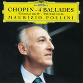 Chopin: Ballades Nos.1-4 Songs