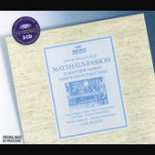 Bach: Matthäus-Passion (3 CDs) Songs
