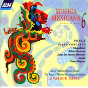 Musica Mexicana Volume 6 Songs