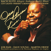 Oscar Peterson Live! Songs