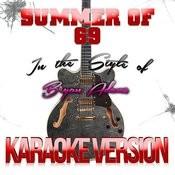 Summer Of 69 (In The Style Of Bryan Adams) [Karaoke Version] - Single Songs