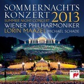 Sommernachtskonzert 2013 / Summer Night Concert 2013 Songs