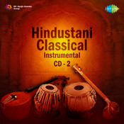 Cd 2 Hindustani Classical Instrumental Songs