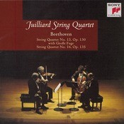 Beethoven: String Quartets Nos. 13 & 16 Songs