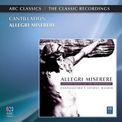 Allegri: Miserere Songs