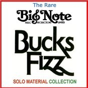 The Rare Big Note Music Productions Limited Bucks Fizz Solo Material Collection Songs