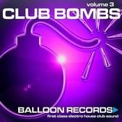 Club Bombs, Vol. 3 Songs