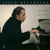 Beethoven Sonatas Op. 28 (Pastoral); Op. 2, Nos. 1, 2 & 3 Songs