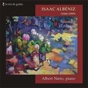 Albéniz: Works Songs