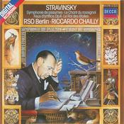 Stravinsky: Symphony of Psalms etc. Songs
