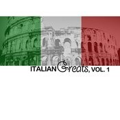 Italian Greats, Vol. 1 Songs