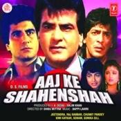 Aaj Ke Shahenshah Songs