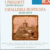 Leoncavallo: Il Pagliacci - Mascagni: Cavalleria Rusticana Songs
