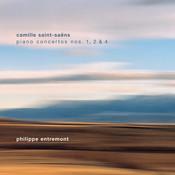 Saint-Saëns: Piano Concertos Nos. 1, 2 & 4 Songs