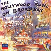 The Hollywood Bowl On Broadway Songs