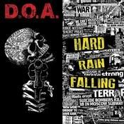 Hard Rain Falling Songs