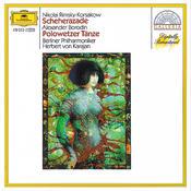 Rimsky-Korsakov: Scheherazade / Borodin: Polovtsian Dances Songs